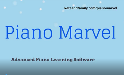 Piano Marvel Quick-Start Guide » Kate and Family